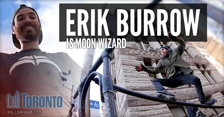Erik Burrow is Moon Wizard (Canada, 2016)
