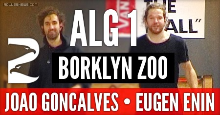 Borklyn Zoo (Germany): ALG 1 (2016) with Eugen Enin & Joao Goncalves