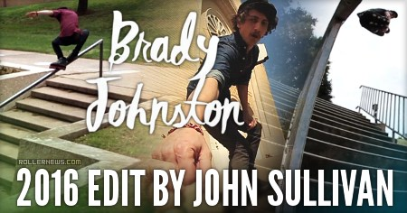 Brady Johnston (2016) by John Sullivan