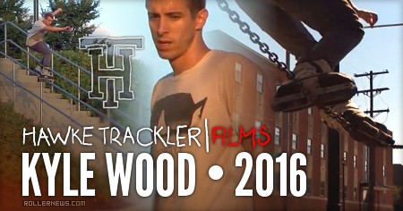 Kyle Wood: LMNOP Section (2016) by Hawke Trackler