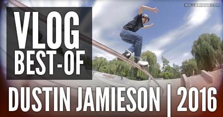 Dustin Jamieson: Best of Vlog Tricks - 2016