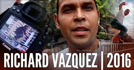 Richard Vazquez (Venezuela): 2016 Profile
