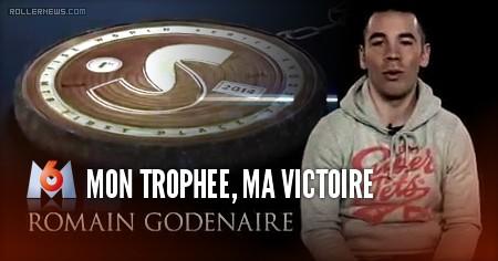Romain Godenaire (France): Mon trophee ma victoire