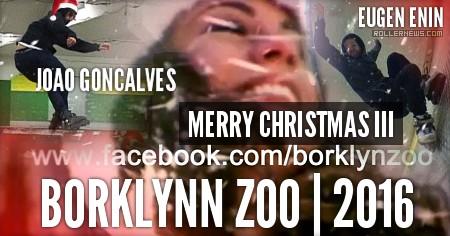 Borklyn Zoo: Merry Christmas III (2016)