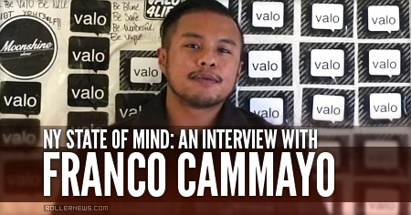 NY State of Mind: An interview with Franco Cammayo