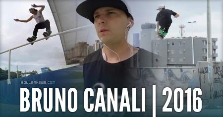 Bruno Canali (Brazil):Hurricane Edit (2016)