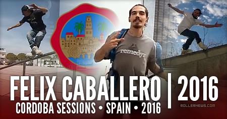 Felix Caballero: Cordoba Sessions (Spain, 2016)