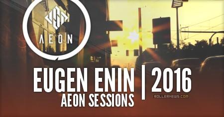 Eugen Enin (Germany): Aeon Sessions by Daniel Enin