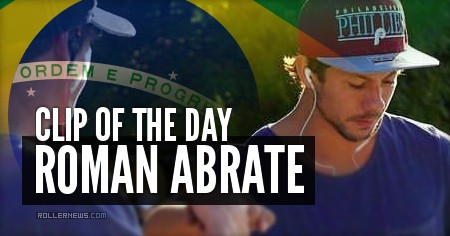 Clip of the day: Roman Abrate (2016)