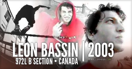 Leon Bassin: 972L B section (2003 BC Canada)