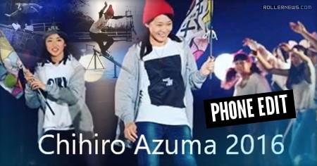 Chihiro Azuma (Japan) - Phone Edit (2016)