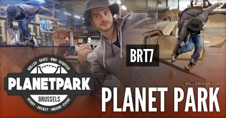 Planet Park (Brussels, Belgium): BRT7 Session (2016) with Victor Daum & Friends