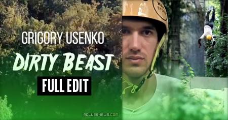 Grigoriy Usenko (Russia): Dirty Beast