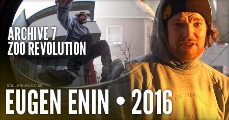 Eugen Enin: ARCHIVE 7 | ZOO REVOLUTION (Oeding)