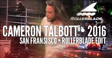 Cameron Talbott in San Fransisco (2016)