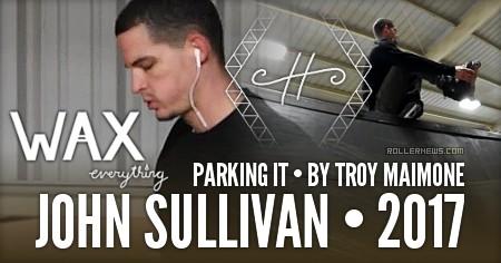 John Sullivan: Parking It (2016) by Troy Maimone