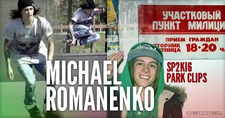 Michael Romanenko (Russia): Sp2kI6 Park Clips