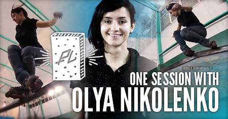 One Session with Olya Nikolenko (circa 2015)