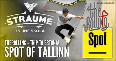 Therolling: Young Guns, Trip to the Spot of Tallinn (Estonia) filmed by Nils Jansons (2017)