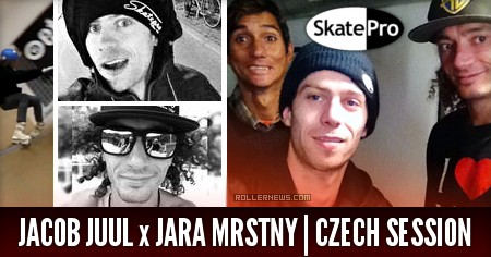 Jacob Juul x Jara Mrstny | Czech session