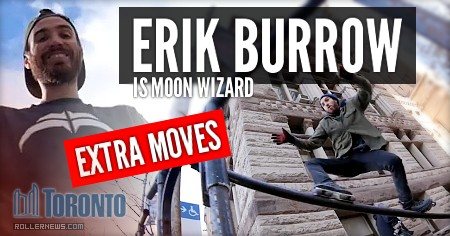 Erik Burrow is Moon Wizard | Extra Moves