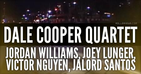 Dale Cooper Quartet: Jordan Williams, Joey Lunger, Victor Nguyen, Jalord Santos