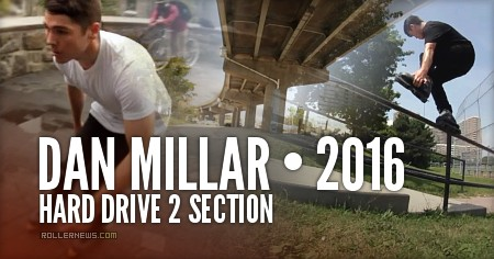 Dan Millar (Montreal): HD2 Section (2016)