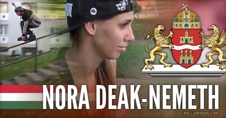 Nora Deak-Nemeth (Budapest, Hungary): 2016 Edit
