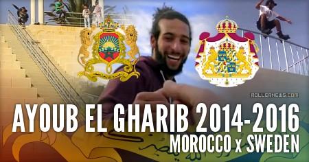 Ayoub El gharib (Morocco): 2014-2016 Edit
