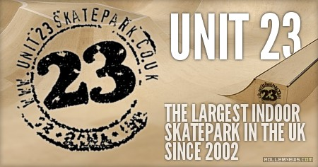 Unit 23 indoor skatepark (UK)