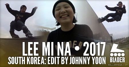 Lee Mi Na (South Korea, 15): Edit by Johnny Yoon