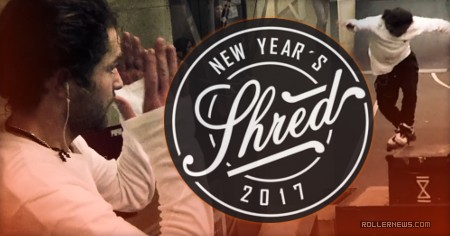 Shred Cologne | New Year's Shred 2017
