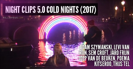 Night clips 5.0 Cold Nights (2017) by Cavin Brinkman