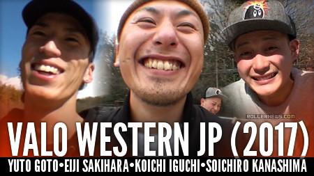 Valo Western JP (2017) with Yuto Goto, Eiji Sakihara, Koichi Iguchi & Soichiro Kanashima