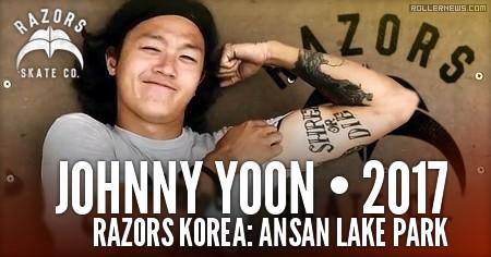 Johnny Yoon (Razors Korea): Ansan Lake Park (2017)
