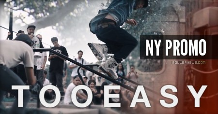 Too Easy: NYC Promo (2017) by Gregory Preston