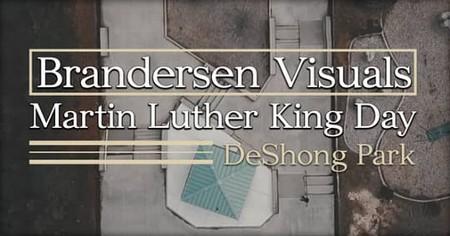 Martin Luther King Day at Deshong (2017)