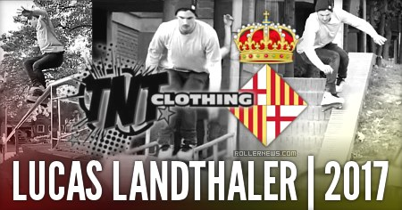 Lucas Landthaler (Germany): TNT Clothing, BCN Clips
