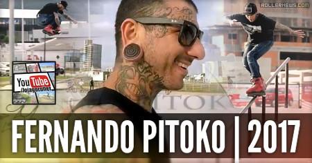 Fernando Pitoko (30, Brazil): Park Edit (2017)