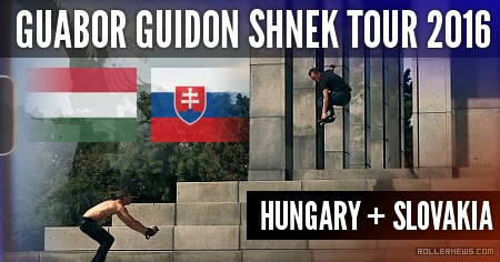 Hungary + Slovakia: Guabor Guidon Shnek Tour (2016), Eastern Europe Edit by Pierre Ollivier