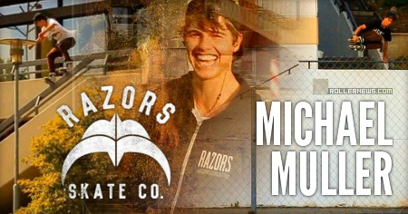 Michael Muller (Germany, Razors Flow): 2016 Edit
