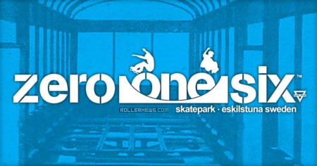 Zero One Six Skatepark (Sweden)