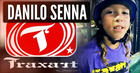 Danilo Senna (11, Brazil): Traxart 2017