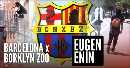 Eugen Enin: Borklyn Zoo x Barcelona (2017)
