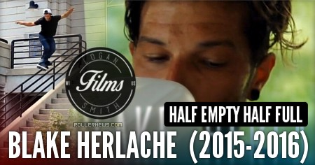 Blake Herlache: Half Empty Half Full (2015-2016)