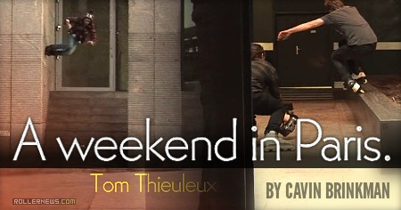 1 weekend in Paris (2017) by Cavin Brinkman