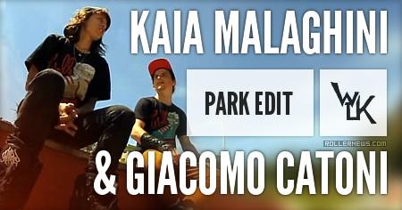 Kaia Malaghini & Giacomo Catoni (Brazil): Park Edit