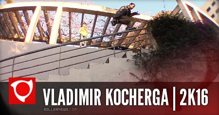 Vladimir Kocherga (Ukraine): AGV 2k16