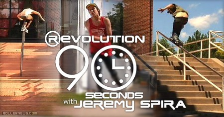 Jeremy Spira: Revolution, 90 Seconds (2008-2009)