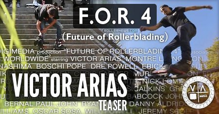 Victor Arias: F.O.R. 4 (2017)  by Erick Rodriguez [Teaser]